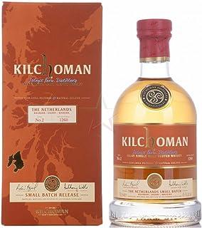 Kilchoman Islay Single Malt Whisky SMALL BATCH 2 49,4% Volume 0,7l in Geschenkbox Whisky