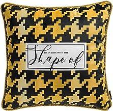 LF- Household Cushion Cotton Comfortable Material Luxury Retro Sofa Pillow Removable Sofa Cushions Grey Cushions Covers Cu...