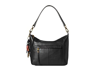 The Sak Alameda Hobo (Black) Hobo Handbags