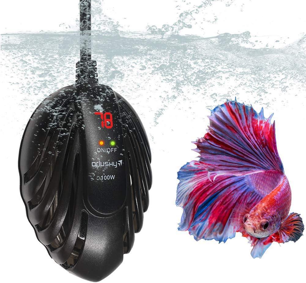 Orlushy Mini Submersible Aquarium Heater