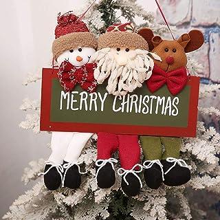 MZGH 好ましくMupai小道具をリストアップクリスマスの装飾メリークリスマステキストウィンドウ(33 * 40CM) クリスマスの飾り