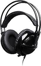 SteelSeries Siberia v2 Full-Size Gaming Headset - (Black) (Renewed)