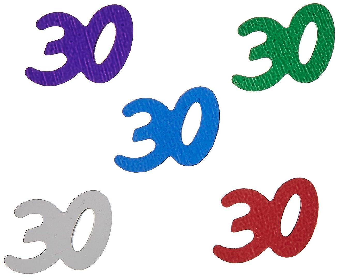 Fanci-Fetti 30 Silhouettes (multi-color) Party Accessory (3-Pack)
