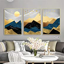 Modern Wall Art Nordic Graceful Wind Moon and Bird Posters Painting Canvas Art Picture Printed Gifts Artist Home Decor Art...