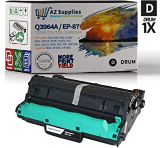 AZ Re-Manufactured Replacement Drum Q3964A for 2550, 2820, 2840 for use in Color Laserjet 2550, 2820, 2840, 2550n, 2550LN Series Printers