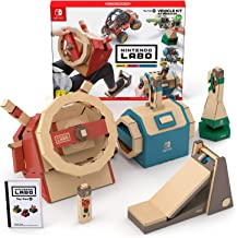 Nintendo Labo: Toy-Con 03: Fahrzeug-Set - Nintendo Switch [Edizione: Germania]