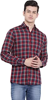 Crimsoune Club Men's Check Shirt