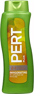 Pert Plus Invigorating 2 in 1 Shampoo plus Conditioner for Refreshed Hair and Scalp, 25.4 Ounce