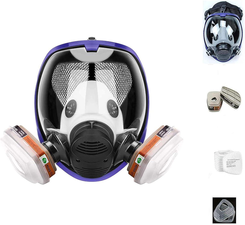 chengchuang 15 in1 Full store Respirat Facepiece Reusable Respirators New color