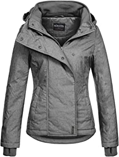 Sublevel LSL-167/348 Women's Transition Jacket with Removable Hood