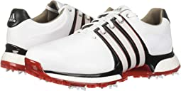Footwear White/Core Black/Scarlet