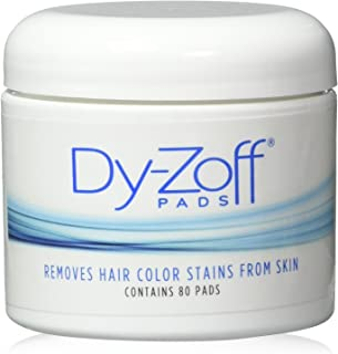 Dy-Zoff Hair Color Stain Remover Pads