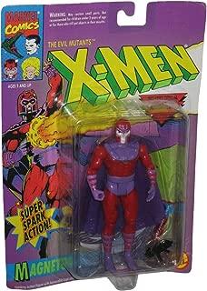 Toy Biz Marvel The Uncanny X Men Magneto (Super Spark) Action Figure 5.25 Inches