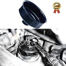 Ease2U 75.6mm 14 Flute Oil Filter Wrench for Mazda/Ford/Toyota 2.3L 4-Cylinder Engines