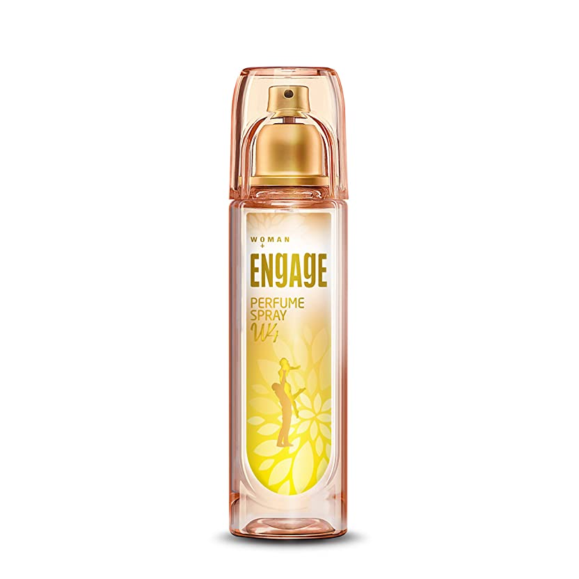 腐食する着陸イーウェルEngage W4 Perfume Spray For Women, 120ml