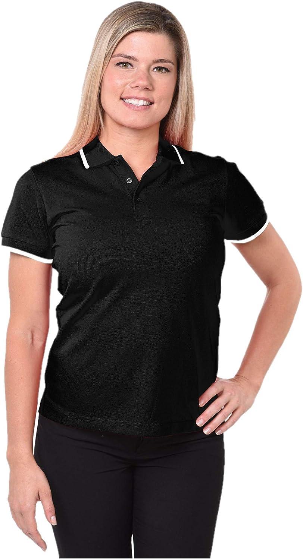 Women's Superior Blend Pique Polo Shirt