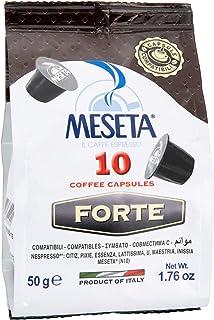 Meseta Forte Espresso Capsules (10 pcs)