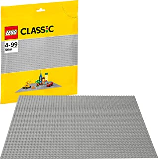 LEGO Classic Gray Baseplate for age 4+ years old 10701