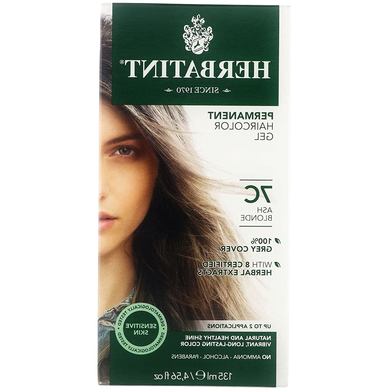 Ula-style Permanent Haircolor Daily bargain sale Gel 7C Cheap mail order shopping Ash Blonde 56 4 oz fl 135 m