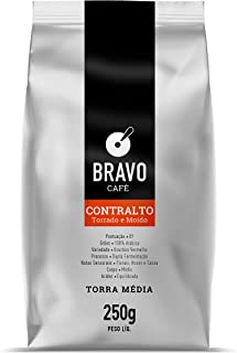 Bravo Café Contralto Torrado e Moído 250g
