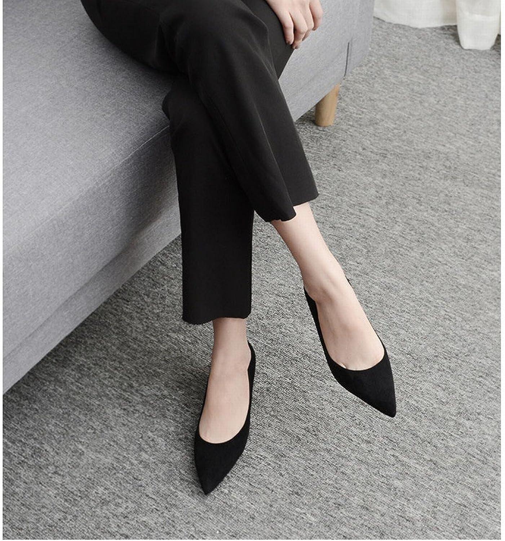 SED High-Heeled Schuhe Frauen Frauen Größe Größe Arbeit Schuhe Weiblich Schwarz Spitz High Heels Weiblich Gut mit  Sparen Sie 60% Rabatt und schneller Versand weltweit