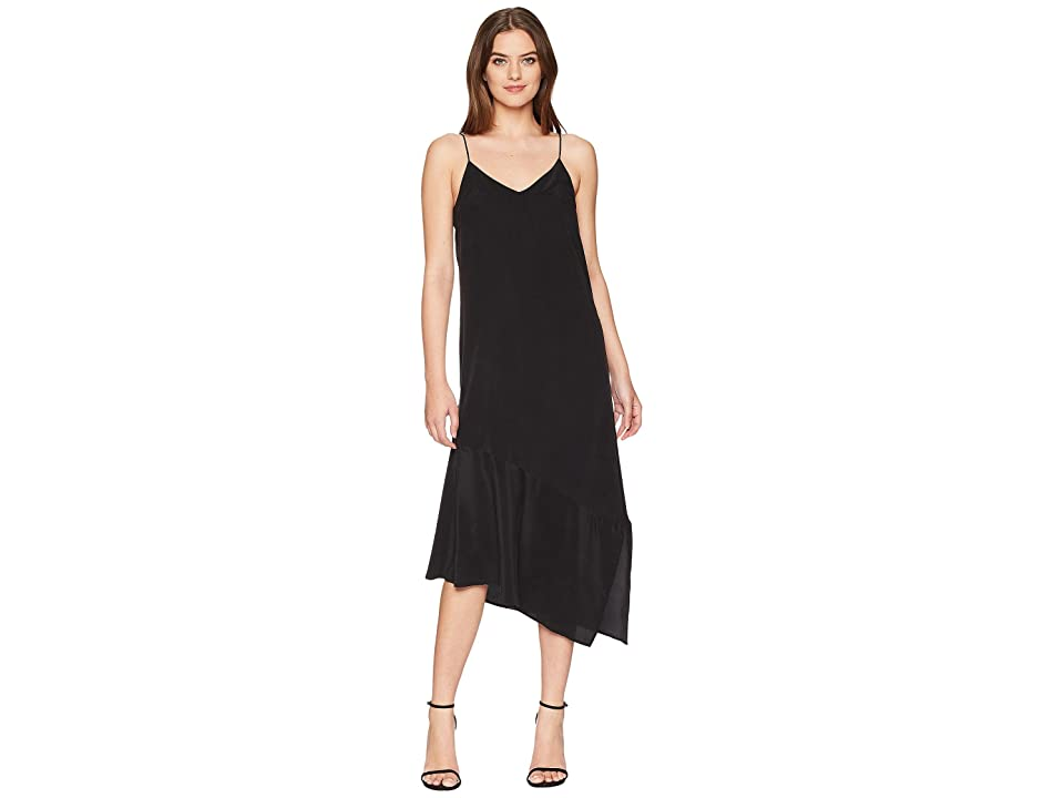EQUIPMENT Jada Dress (True Black) Women