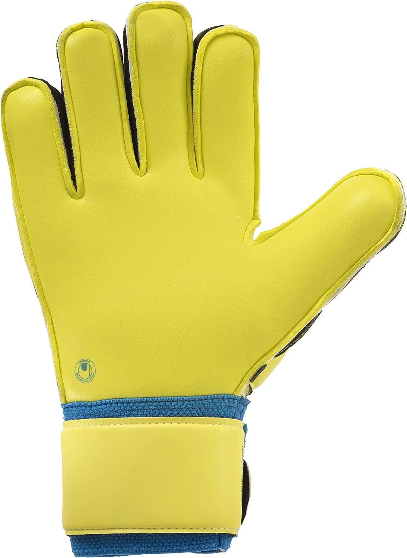 uhlsport Mens Speed Up Supersoft Goalkeeper Gloves
