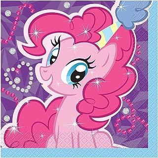 My Little Pony Party Napkins, 16ct