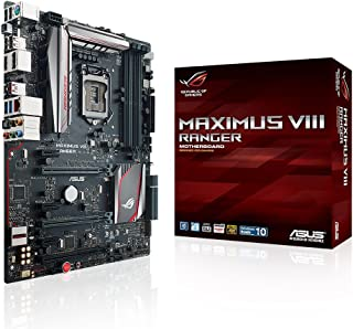 ASUS Maximus VIII Ranger - Placa Base (DDR4, Intel, SATA 600, ATX)