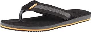 Superdry Men's Cove 2.0 Flip Flops, Black