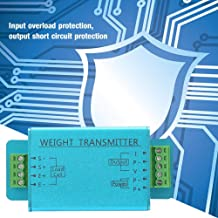 Load Cell, Weighing Sensor Transducer Transmitter Signal Amplification Amplifier DY510 4-20mA for Precision Measuring