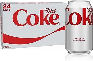 Diet Coke, 12 fl oz, 24 Pack (Package May Vary)