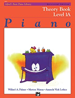 Alfred'S Basic Piano Library Theory Book 1a: Universal Edition