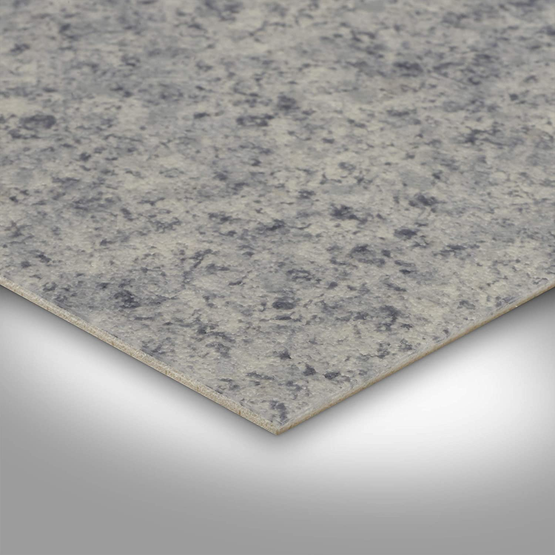200 Variante: 2 x 2m Steinoptik Chip hell-blau Meterware 300 und 400 cm Breite Vinylboden PVC Bodenbelag