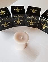 Orleans Home Fragrances Set of 4 Votives Orleans No. 9