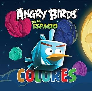 En el espacio / Space: Colores / Colors (Angry Birds) (Spanish Edition)