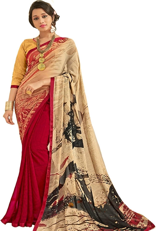 Bollywood Festival Collection Saree Sari Ceremony Petticoat Blouse