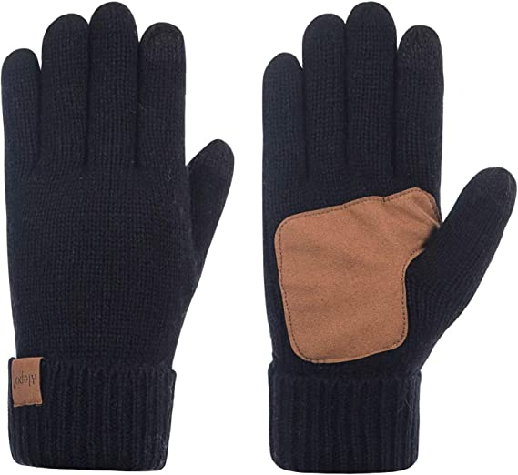 Winter Wool Gloves For Women And Men