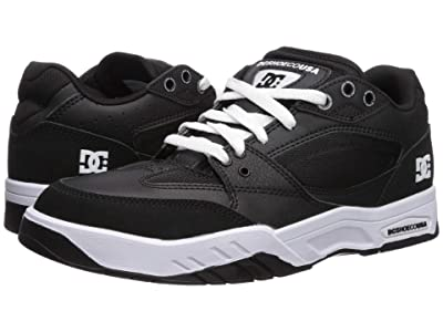 DC Maswell (Black/Black/White) Men