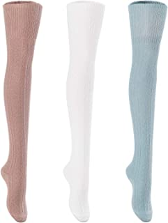 Best thigh high cotton socks Reviews