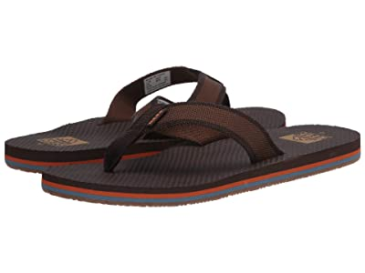 Reef Beach Woven (Brown) Men