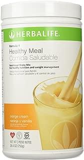Herbalife Formula 1 Shake Mix - Orange Cream (750g)