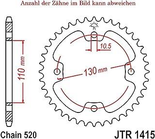 Kettenrad mit 40 Zähnen für KFX 450 R KSF 2008 2014 von jt Sprockets