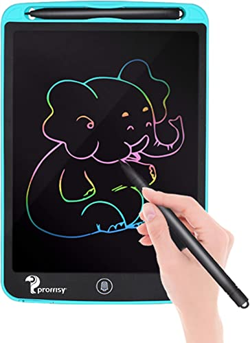 Proffisy Colourful Screen LCD Writing Tablet Pad 8.5 Inch Color Line E-Writing Electronic Board and Scribble MeMO Not...