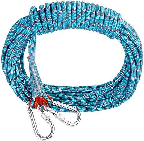 ZWJ-Cuerda para escalar Cuerda De Seguridad Al Aire Libre ...