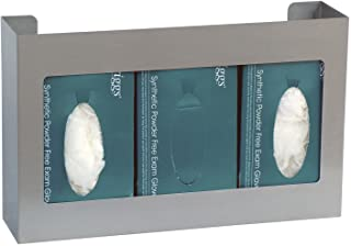 Omnimed 305303-1 Triple Glove Box Holder/Dispenser
