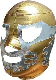 lycra wrestling mask