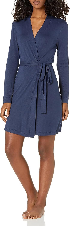 Josie By Natori womens Max 73% OFF Nashville-Davidson Mall Wrap Modal Knit