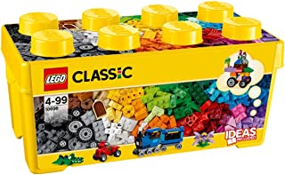 LEGO Classic LEGO Medium Creative Brick Box for age 4+ years old 10696