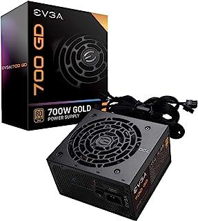 EVGA 700 GD, 80+ Gold 700W, 5 Year Warranty, Power Supply 100-GD-0700-V1